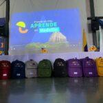 Inició la entrega de más de 3.000 kits escolares para estudiantes de instituciones oficiales en Medellín